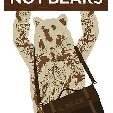 Mr. Bear Goes to Washington by scoundrel
