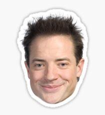 Brendan Fraser Sticker