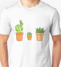 cacti!! Unisex T-Shirt