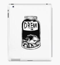 dream in a jar  iPad Case/Skin