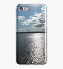 Riviere des prairies iPhone Case/Skin