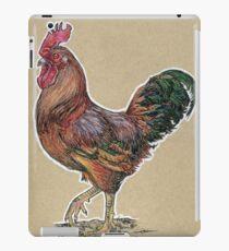 State Bird Series:  Rhode Island - Rhode Island Red Chicken iPad Case/Skin