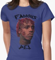 Famous Dex Womens Fitted T-Shirt