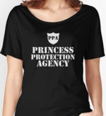 PPA - Princess Protection Agency Women's Relaxed Fit T-Shirt