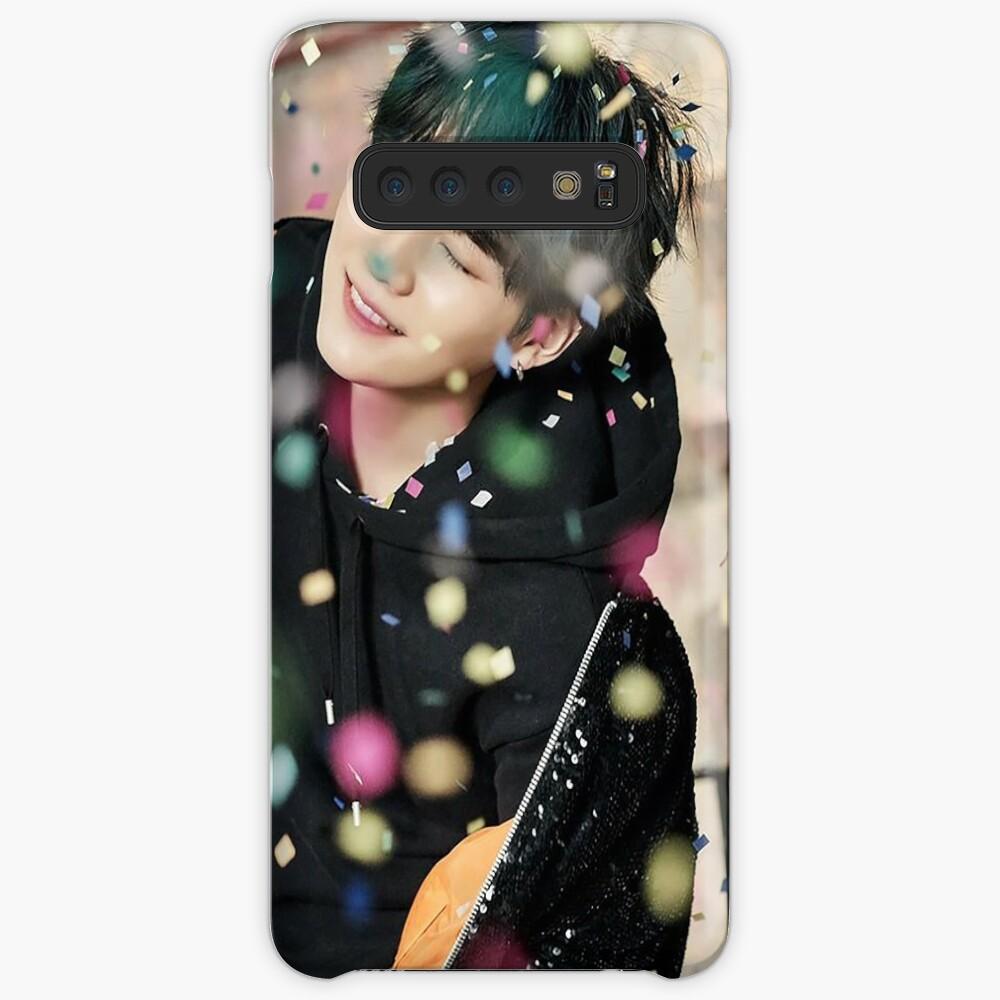 Suga / You Never Walk Alone Case & Skin for Samsung Galaxy