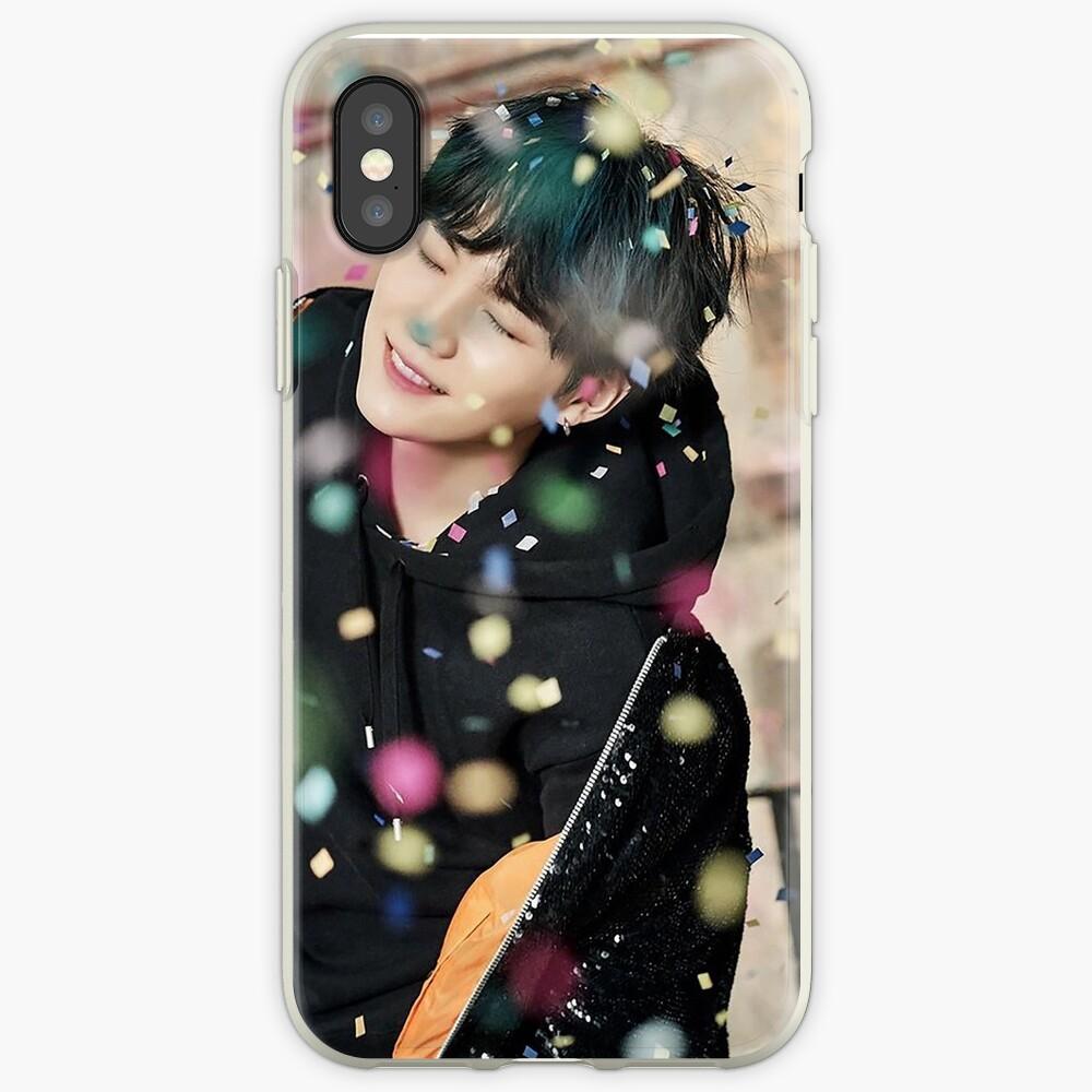 Suga / You Never Walk Alone iPhone Case & Cover