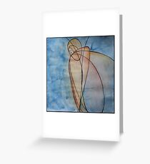 The Herald Angel Greeting Card