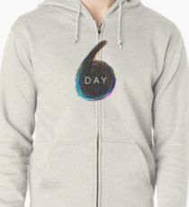 day6 Zipped Hoodie