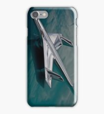 Chrome Flyer iPhone Case/Skin