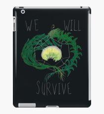 WE WILL SURVIVE iPad Case/Skin