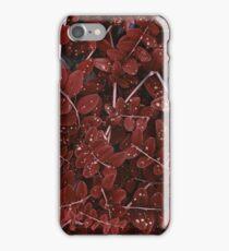 Wild plant iPhone Case/Skin
