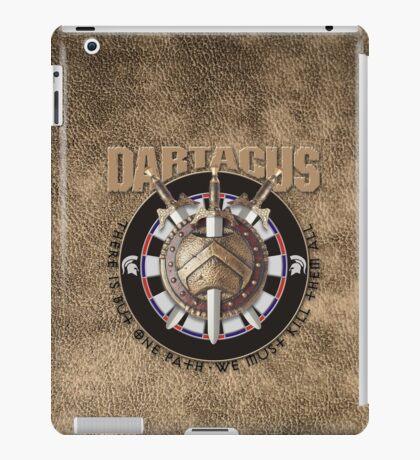 I Am Dartacus iPad Case/Skin