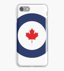 Canadian Air Force iPhone Case/Skin