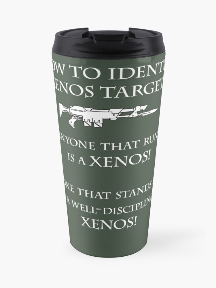 Container Stickers Xenos.How To Identify Xenos Travel Mug