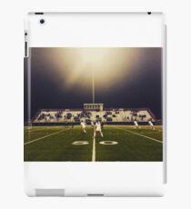 Soccer pitch iPad Case/Skin