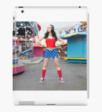 Hullywood Icon - Tricia Boulton iPad Case/Skin