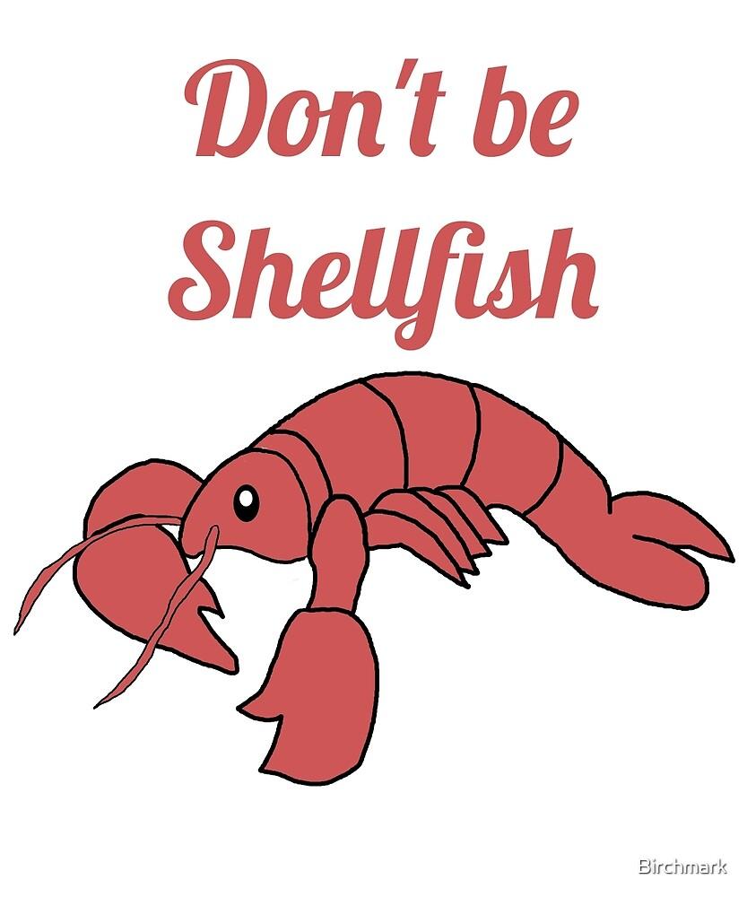 Shellfish Lobster by Birchmark