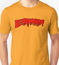 Bearmania Red Unisex T-Shirt