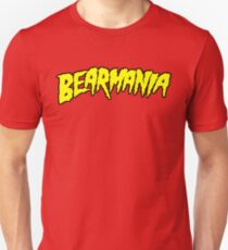 Bearmania Yellow Unisex T-Shirt