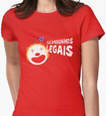Silvia - Olá Amiguinhos Legais Women's Fitted T-Shirt