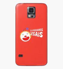 Silvia - Olá Amiguinhos Legais Case/Skin for Samsung Galaxy