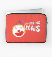 Silvia - Olá Amiguinhos Legais Laptop Sleeve