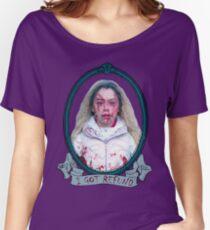 Helena Portrait 2 Women's Relaxed Fit T-Shirt
