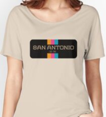 San Antonio Wild West  Women's Relaxed Fit T-Shirt