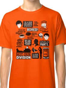 I'd Be Lost Without My Blogger Classic T-Shirt