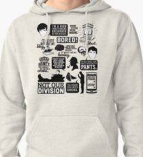 I'd Be Lost Without My Blogger Pullover Hoodie