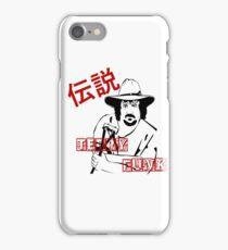 Terry Funk - Legend iPhone Case/Skin