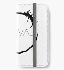Arrival Movie Symbol iPhone Wallet/Case/Skin