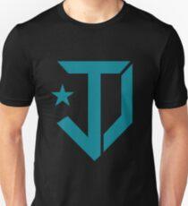 Justice Democrats Logo Unisex T-Shirt