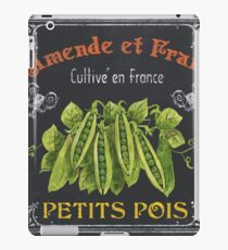 French Vegetables 2 iPad Case/Skin