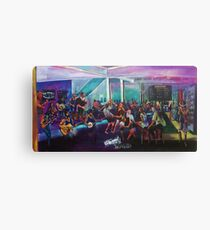 TCMF 2017 THE cOURTHOUSE  Canvas Print