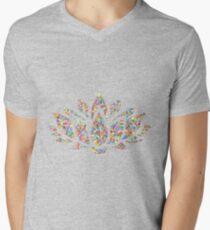 Multicolored Lotus T-Shirt