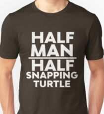 Snapping Turtle  Unisex T-Shirt