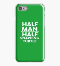 Snapping Turtle  iPhone Case/Skin