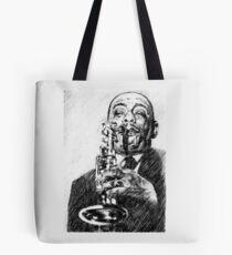 Jazz portraits-Johnny Hodges Tote Bag