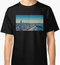 2 Dolphins 1 City Classic T-Shirt