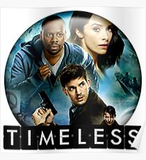 Timeless Tv Posters Redbubble