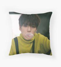 minhyuk MonstaX Guilty Throw Pillow
