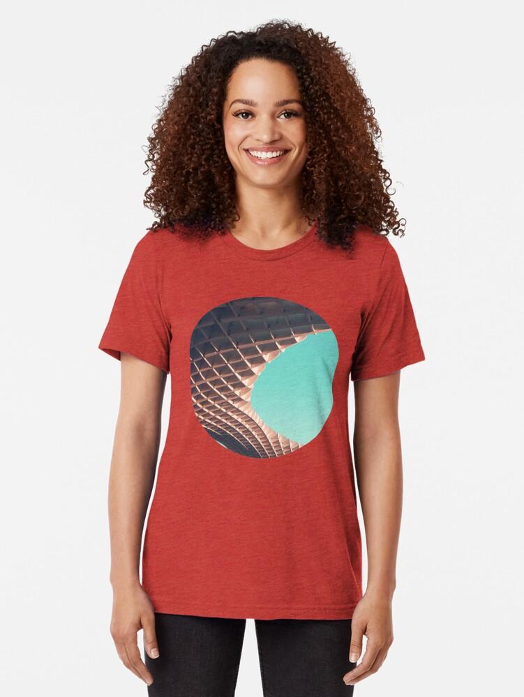 Alternative Ansicht von Waffel oder nicht? Vintage T-Shirt