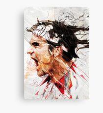Lienzo Roger Federer
