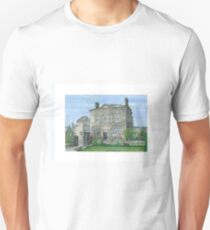 Horsforth Leeds Library Unisex T-Shirt