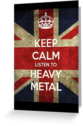 Heavy metal by julialia34