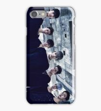 MonstaX - stuck  iPhone Case/Skin