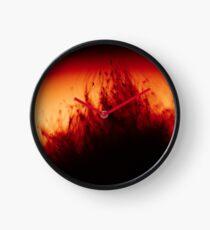Cane seeds Clock