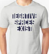 Negative Space Unisex T-Shirt