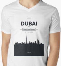 city skyline Dubai T-Shirt